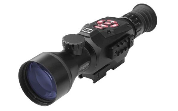 ATN X-Sight II HD 5-20x Rifle Scope
