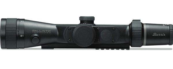 Burris Eliminator III LaserScope 3-12x44mm.