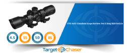 UTG 4×32 Crossbow Scope Review: Pro 5-Step RGB Reticle