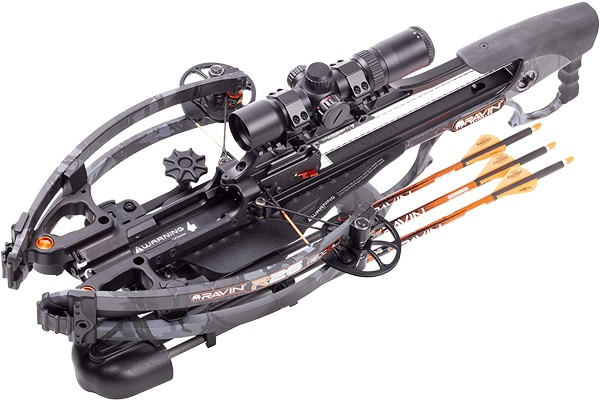 RAVIN-R26-Compact-400-FPS-Crossbow-Package