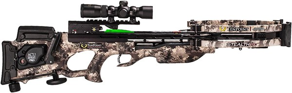 TenPoint-Stealth-NXT-Crossbow-Package