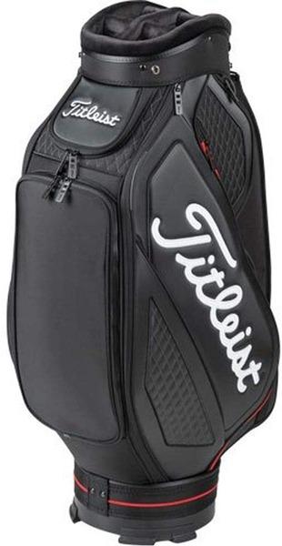 Titleist-Golf-Jet-Black-Midsize-Cart-Bag