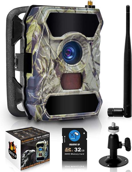 Creative-XP-3G-Wireless-Trail-Camera