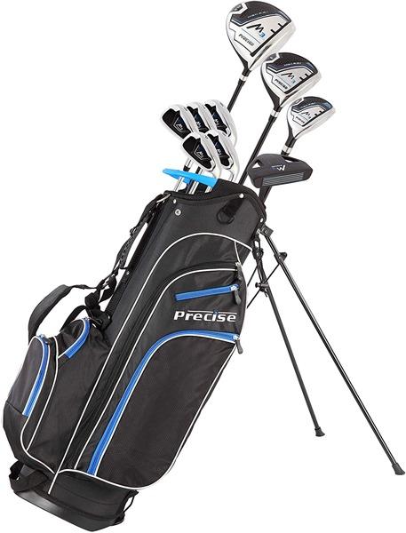 Precise-M3-Mens-Complete-Golf-Clubs-Set