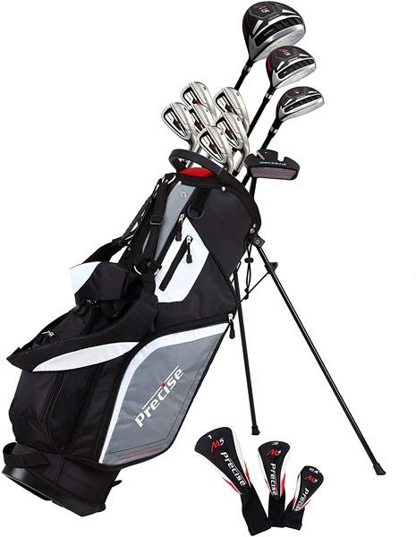 Precise-M5-Mens-Complete-Golf-Clubs-Set