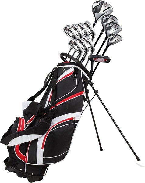PreciseGolf-Mens-Complete-Golf-Club-Set