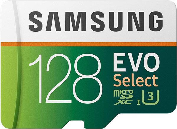 Samsung-128GB-U3MicroSD-EVO
