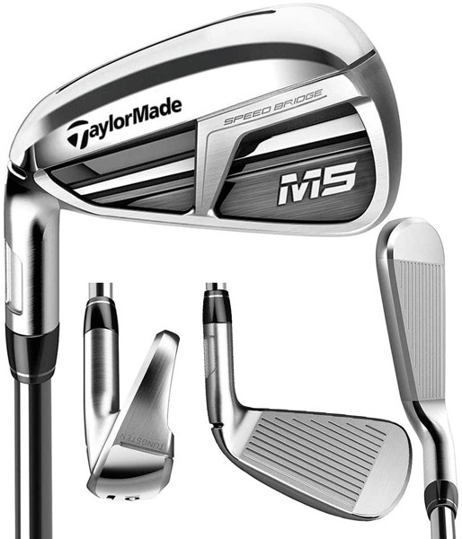 TaylorMade-Golf-M5-Iron-Set