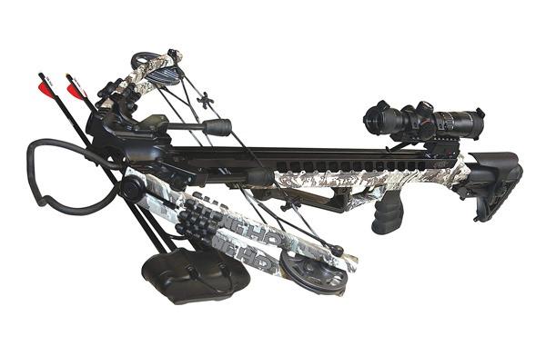 PSE-ARCHERY-Fang-HD-Crossbow-Package