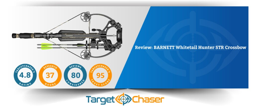 BARNETT-Whitetail-Hunter-STR-Crossbow-Review