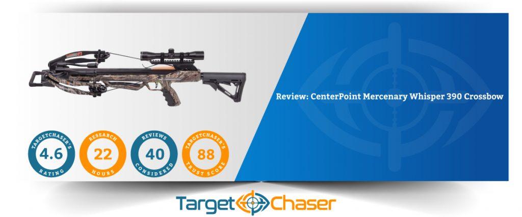 Reviews-&-Ratings-Of-CenterPoint-Mercenary-Whisper-390-Crossbow