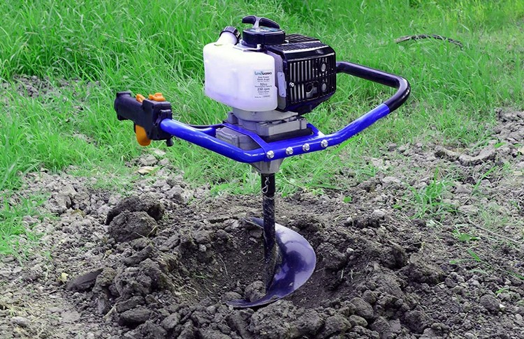 Best-Gas-Powered-Post-Hole-Digger
