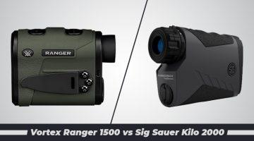 Vortex-Ranger-1500-vs-Sig-Sauer-Kilo-2000